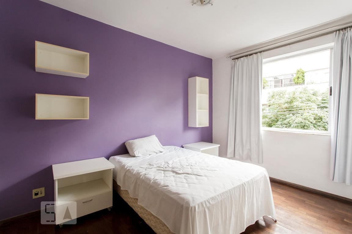 Apartamento para Aluguel - Santo Antônio, 4 Quartos,  130 m² - Belo Horizonte