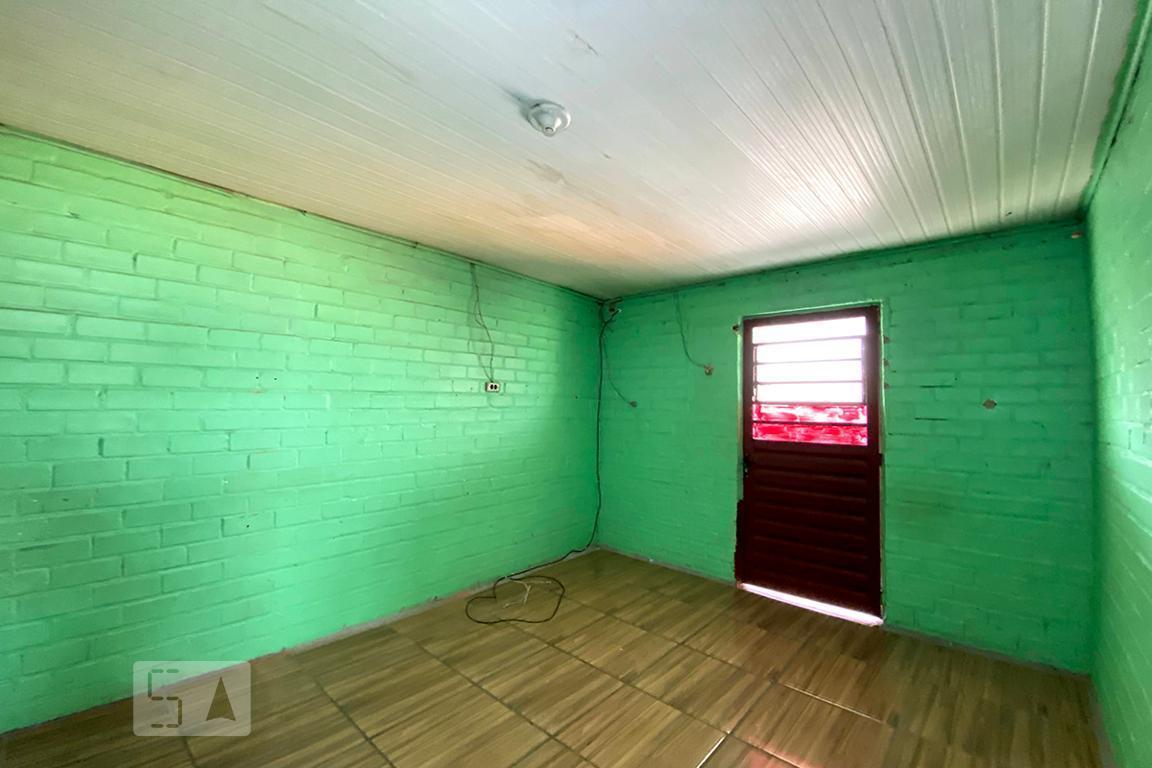 Casa para Aluguel - Canudos, 2 Quartos,  90 m² - Novo Hamburgo