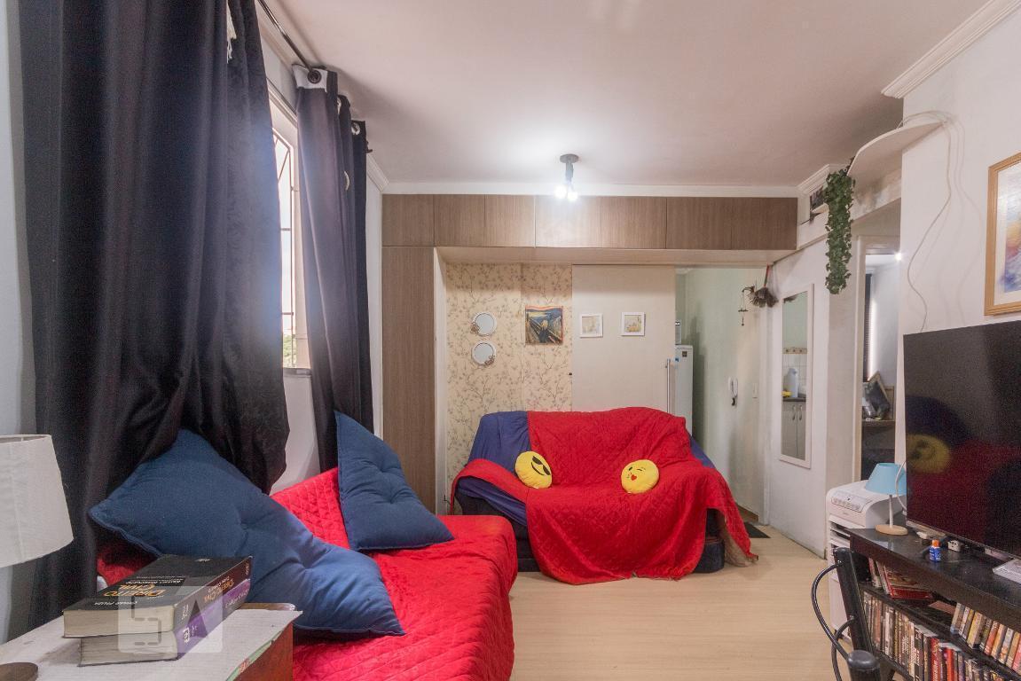 Apartamento para Aluguel - Havaí, 2 Quartos,  51 m² - Belo Horizonte