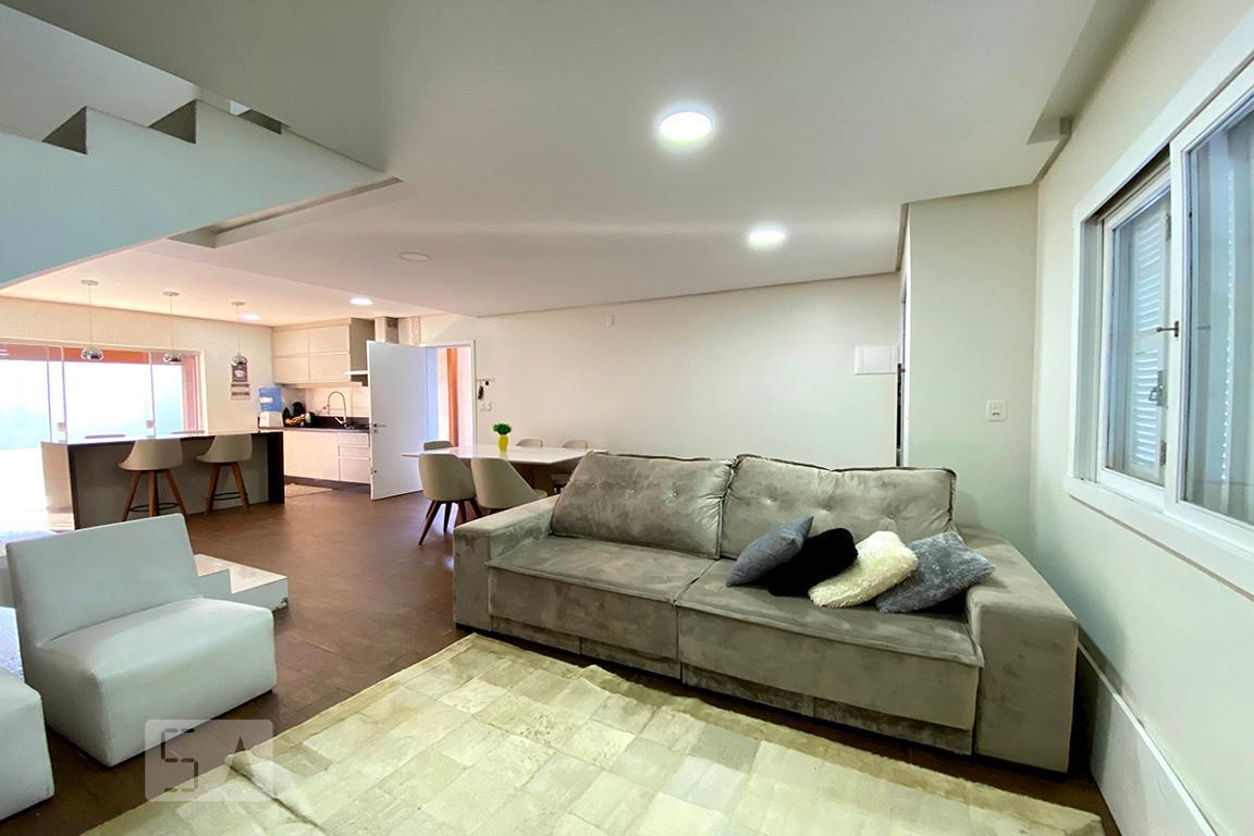 Casa para Aluguel - Canudos, 3 Quartos,  180 m² - Novo Hamburgo