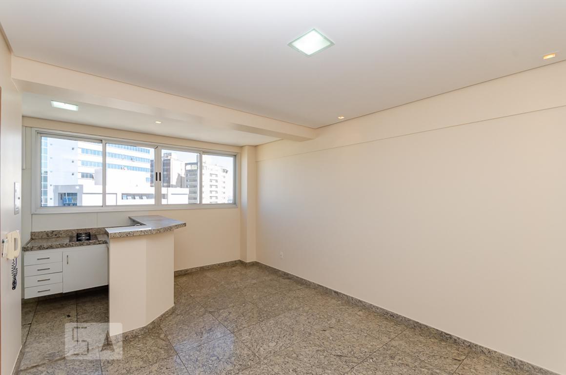 Apartamento para Aluguel - Luxemburgo, 1 Quarto,  40 m² - Belo Horizonte