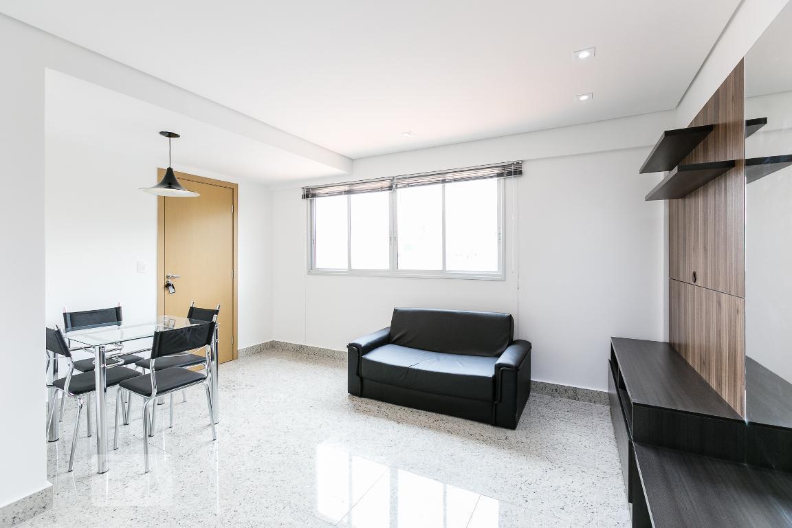 Apartamento para Aluguel - Serra, 1 Quarto,  37 m² - Belo Horizonte