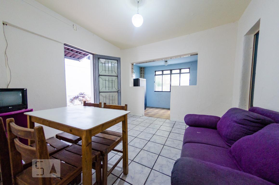 Casa para Aluguel - Jardim Alvorada, 1 Quarto,  60 m² - Belo Horizonte
