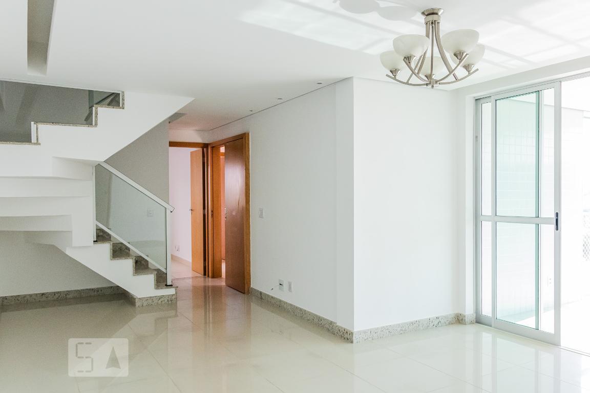 Apartamento para Aluguel - Itapoã, 4 Quartos,  275 m² - Belo Horizonte