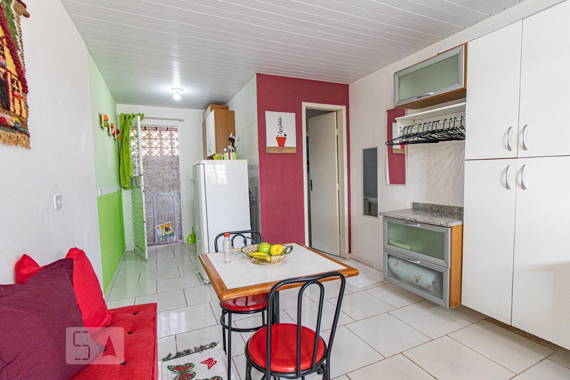Apartamento para Aluguel - Campo de Santana, 1 Quarto,  25 m² - Curitiba