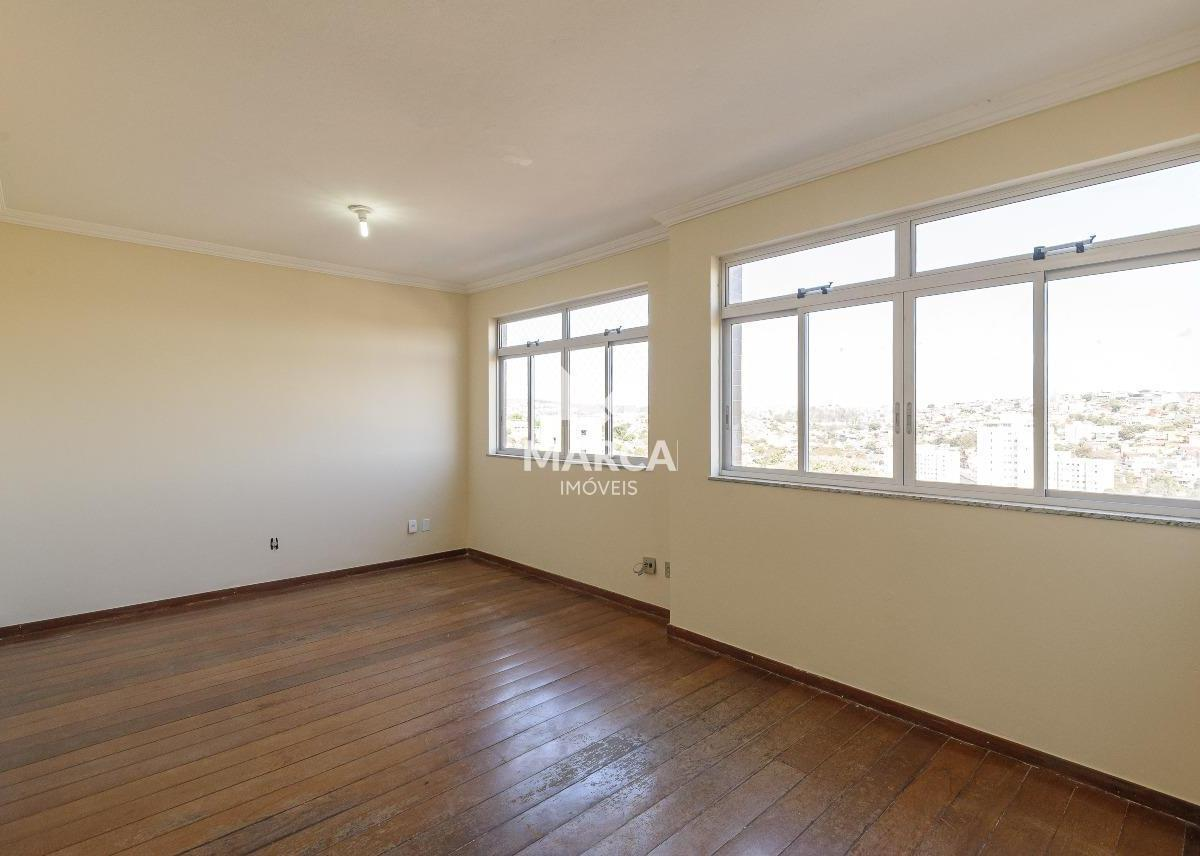 Apartamento para aluguel, 4 quartos, 1 suíte, 2 vagas, Salgado Filho - Belo Horizonte/MG