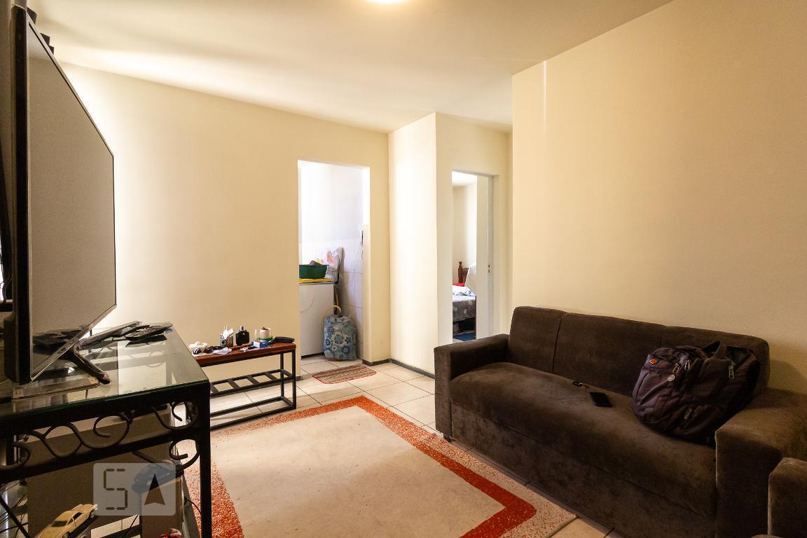 Apartamento para Aluguel - Heliópolis, 2 Quartos,  44 m² - Belo Horizonte