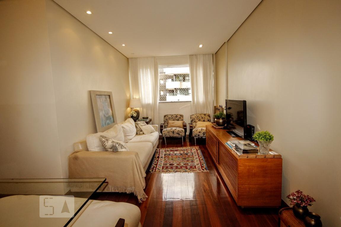 Apartamento para Aluguel - Funcionários, 3 Quartos,  87 m² - Belo Horizonte