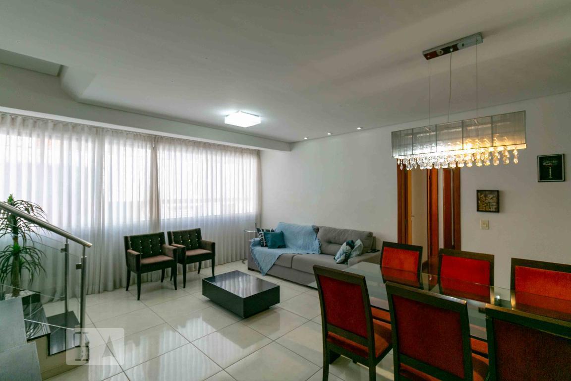 Apartamento para Aluguel - Castelo, 4 Quartos,  230 m² - Belo Horizonte
