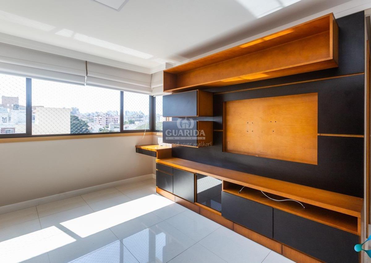 Apartamento para aluguel, 2 quartos, 1 suíte, 2 vagas, JARDIM BOTANICO - Porto Alegre/RS