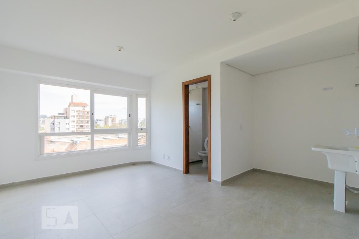 Apartamento para Aluguel - Pátria Nova, 1 Quarto,  28 m² - Novo Hamburgo