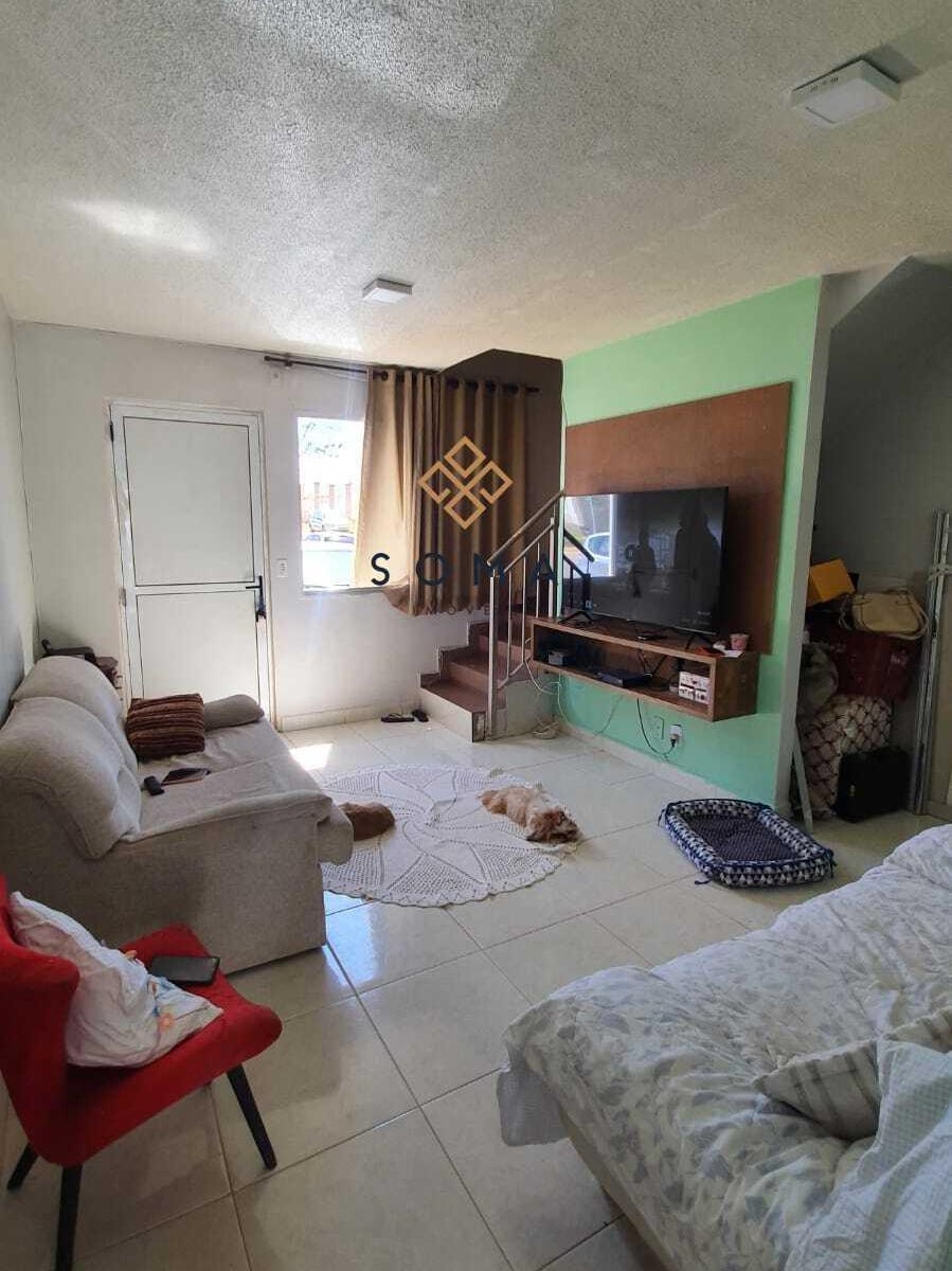 Casa 2 quartos (QC 13) - Jardins Mangueiral