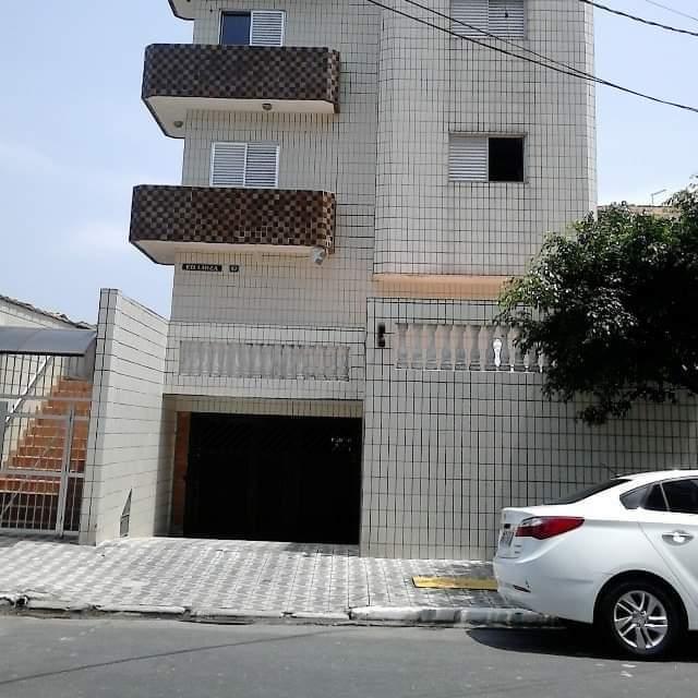 Apartamento no Edifício Luíza com 1 dorm e 53m, Tupi - Praia Grande