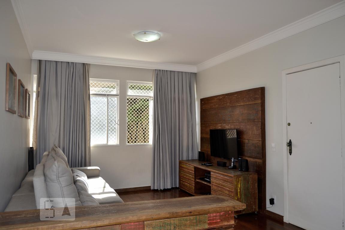 Apartamento para Aluguel - Santa Lúcia, 4 Quartos,  140 m² - Belo Horizonte