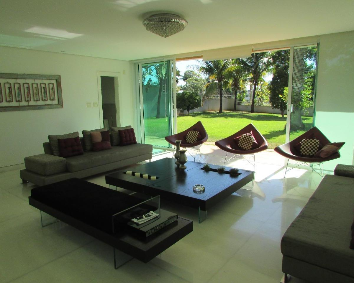 Casa para aluguel, 5 quartos, 5 suítes, 8 vagas, São Luiz - Belo Horizonte/MG