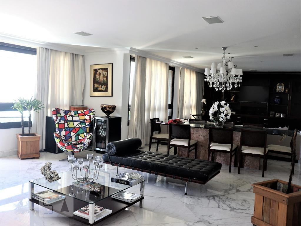 Apartamento para Aluguel - Lourdes, 4 Quartos,  300 m² - Belo Horizonte