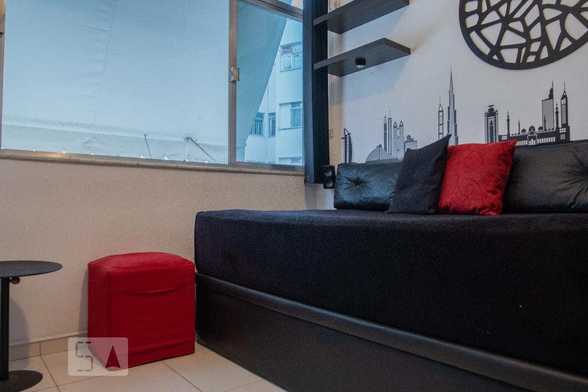 Apartamento para Aluguel - Santa Teresa, 1 Quarto,  25 m² - Rio de Janeiro