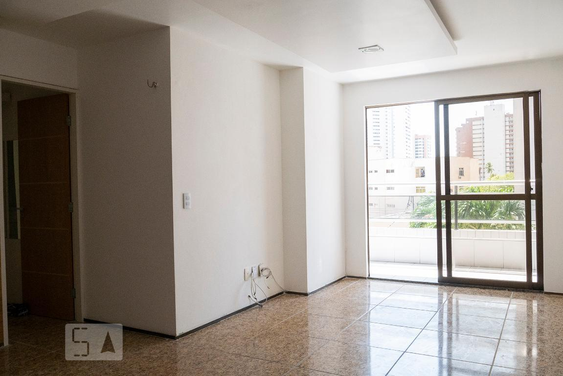 Apartamento para Aluguel - Meireles, 2 Quartos,  84 m² - Fortaleza