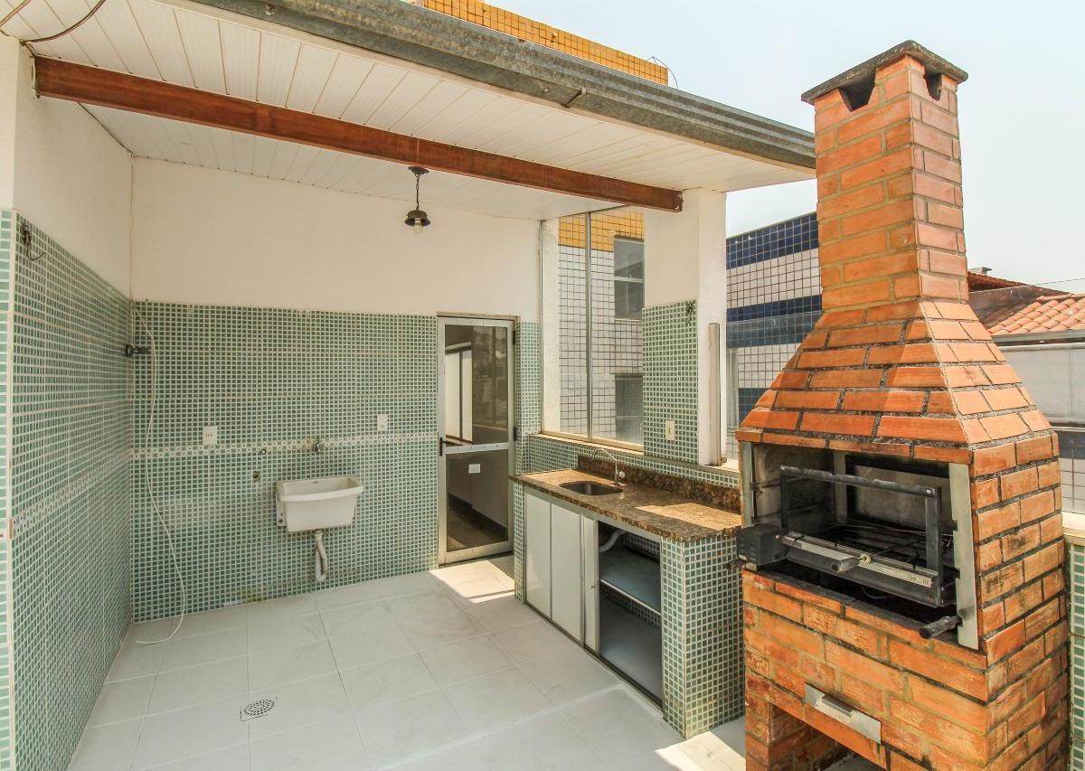 Cobertura para aluguel, 3 quartos, 1 suíte, 2 vagas, Buritis - Belo Horizonte/MG