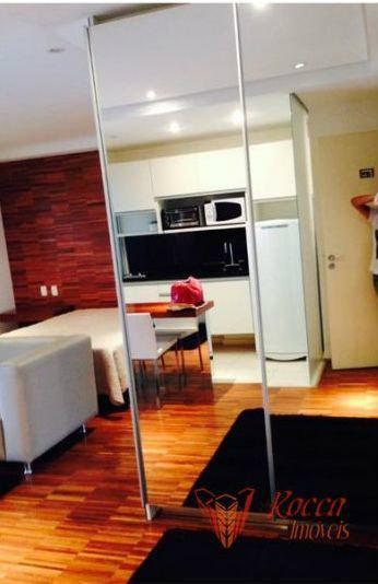 Apartamento · 54m² · 1 Quarto · 1 Vaga