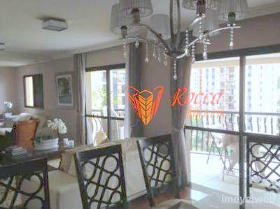 Apartamento · 148m² · 3 Quartos · 3 Vagas
