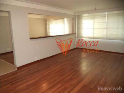 Apartamento · 135m² · 2 Quartos · 1 Vaga