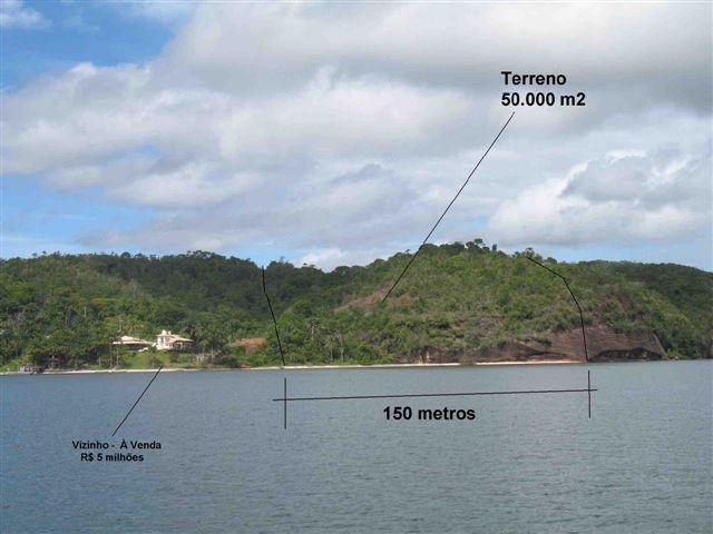 terreno barra do paraguaçu - bahia