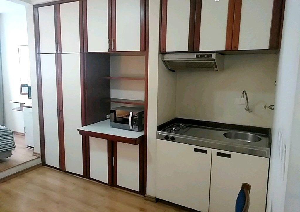 Apartamento · 31m² · 1 Quarto · 1 Vaga