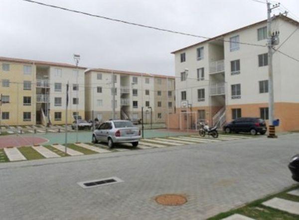 Apartamento de 2 quartos, Taubaté