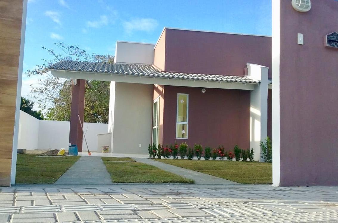 Casa de 2 quartos, Horizonte
