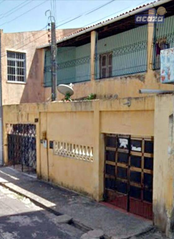 casa duplex residencial à venda, parquelândia, fortaleza.