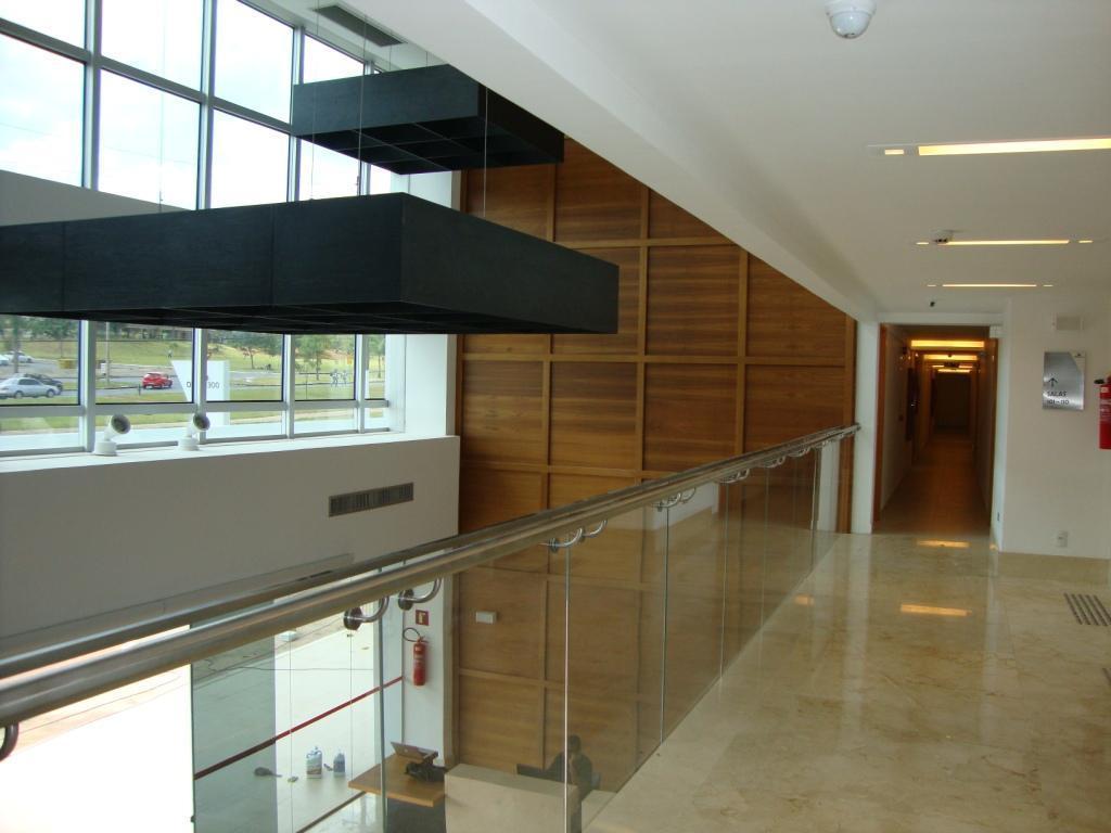 Hall de acesso as salas