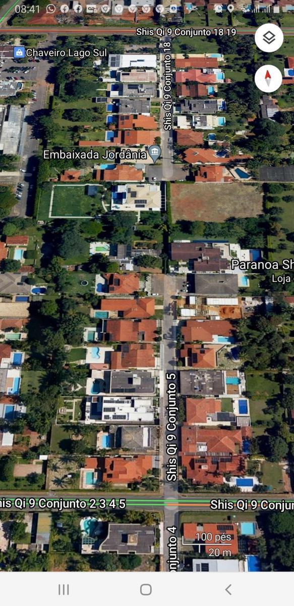 Terreno de 5 quartos, Brasília