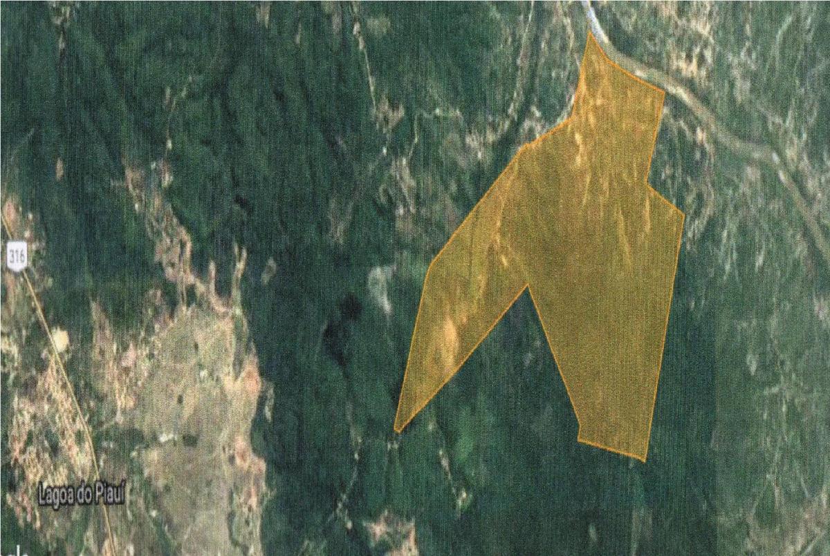 fazenda 973 hectares, venda, lagoa do piauí - pi