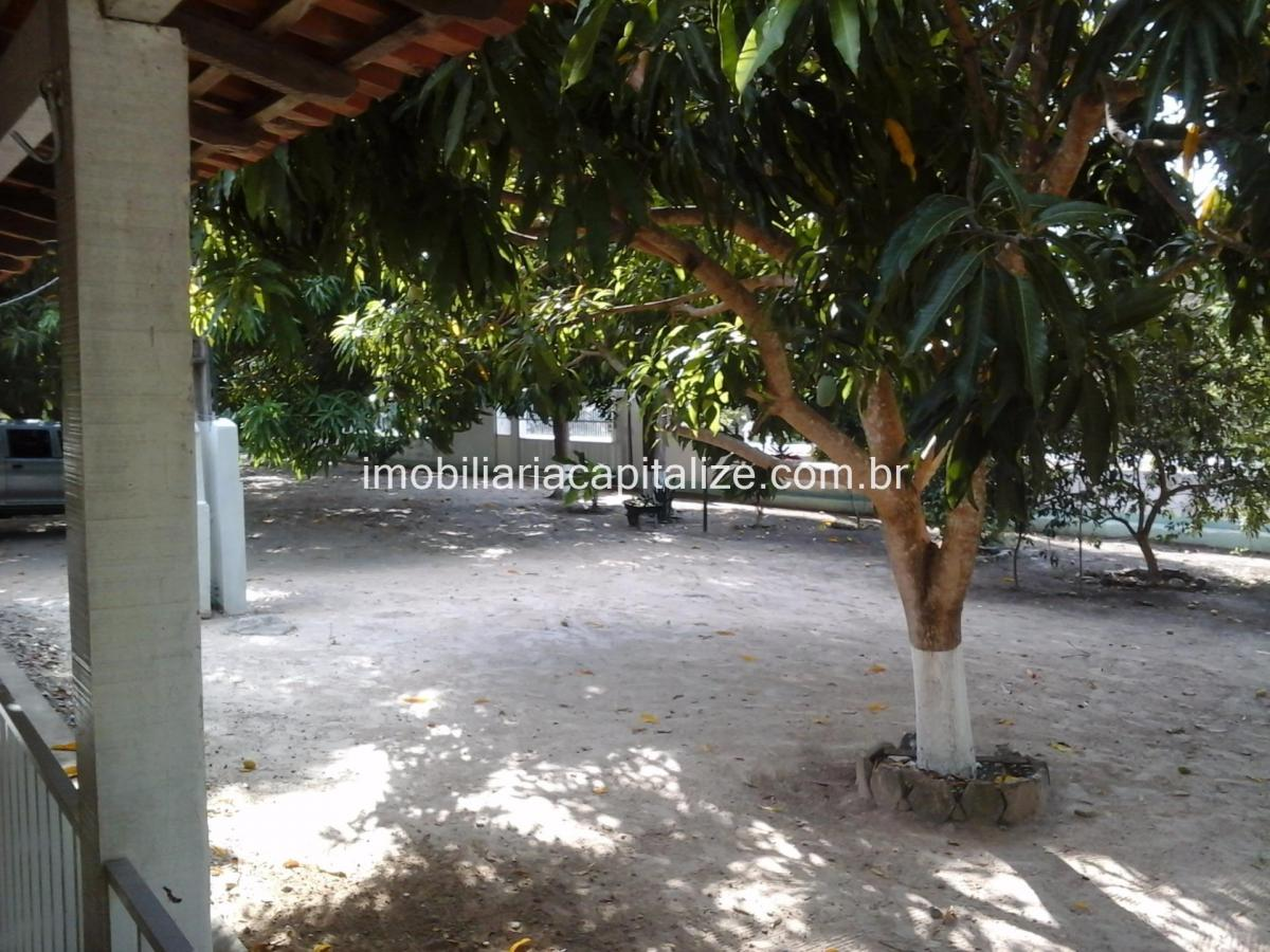chácara 5 hectares, pov saturno, 3 suítes, venda, bairro fazenda real em teresina - pi