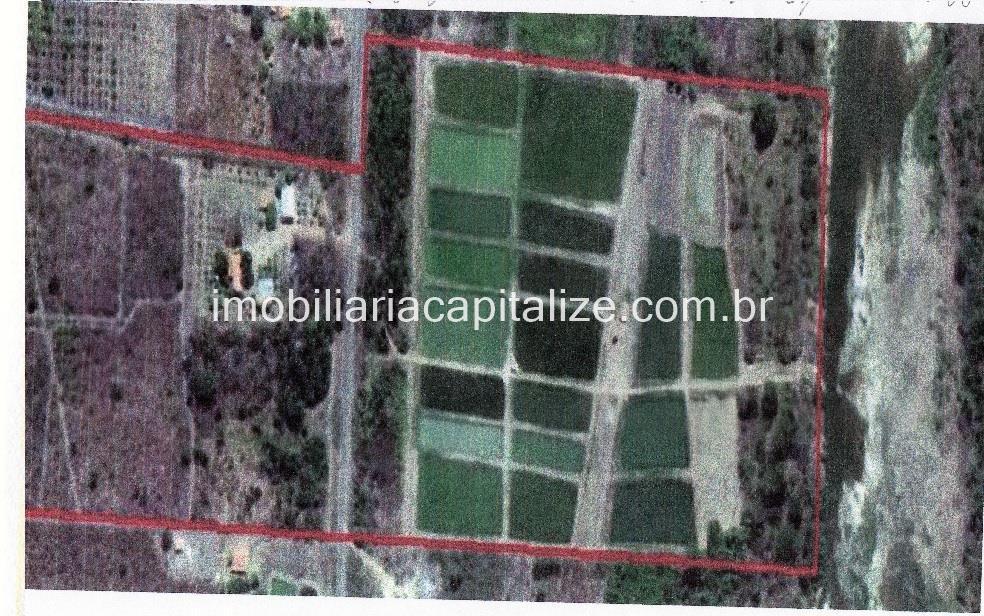 terreno com 29,7 hectares, no povoado alegria