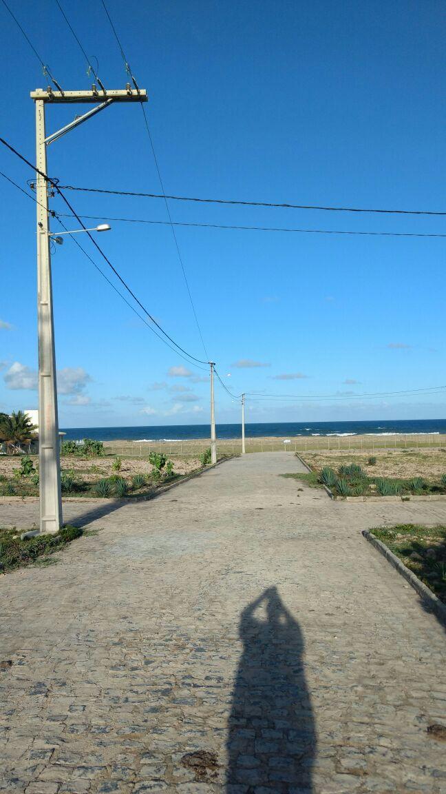 terreno em frente ao mar conde bahia