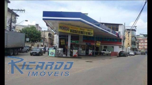 ponto comercial à venda, posto de gasolina bairro bela aurora em cariacica - es