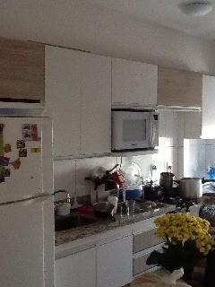 apartamento de 3 quartos nascente no residencial ventura em samambaia - df.