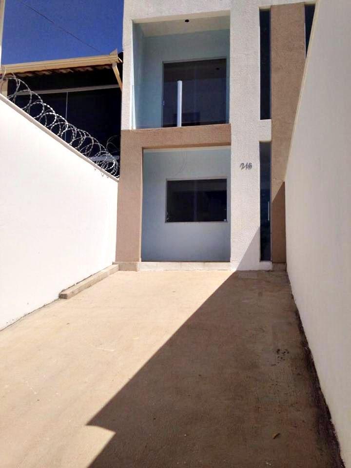 casa duplex de 3 quartos no bairro jardim casa branca em betim