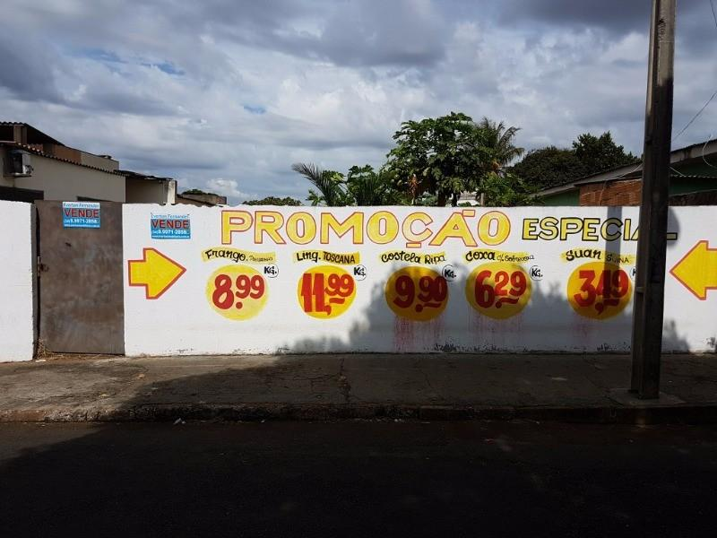 excelente terreno dupla aptidão bairro tibery