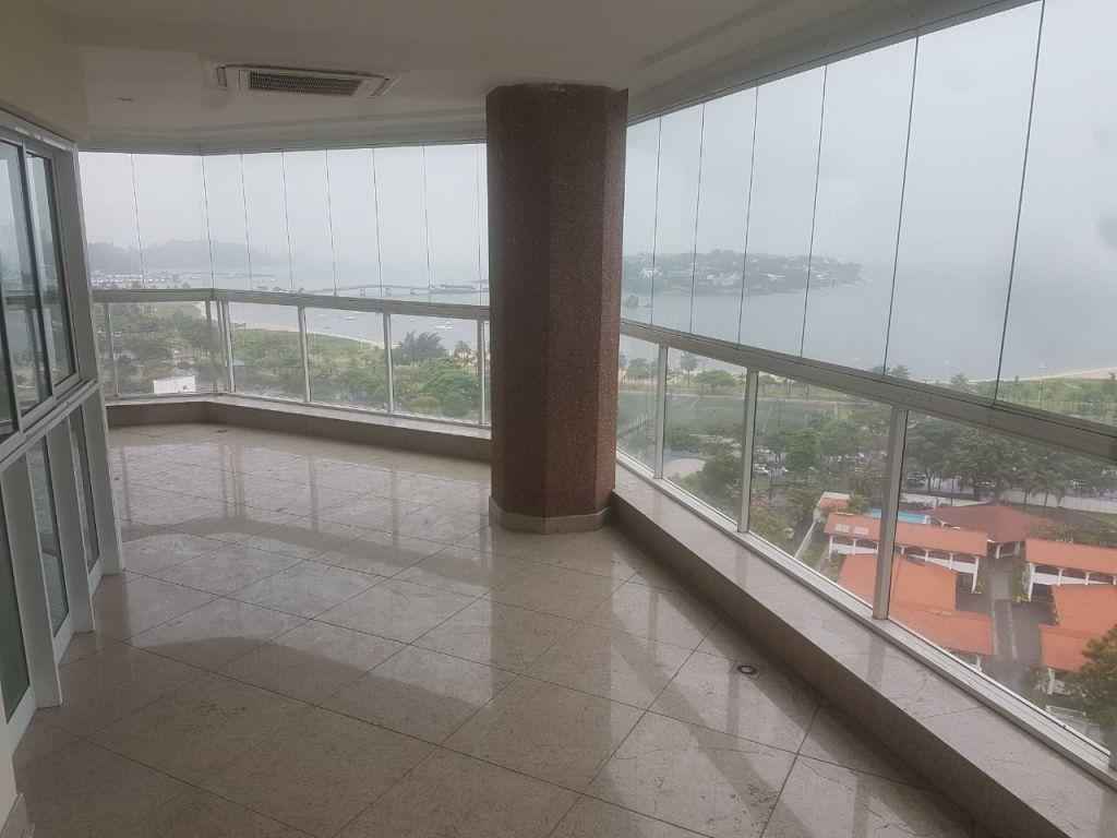 apartamento a venda ou locação 225 m praia praia santa helena - vitoria es