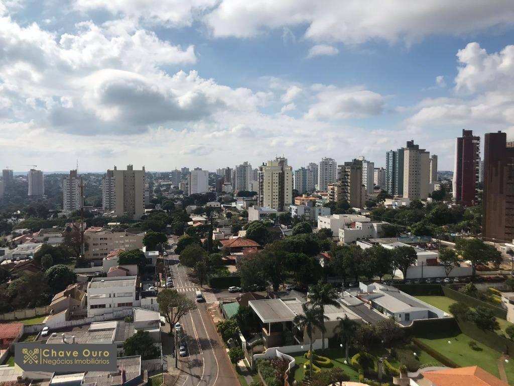 apartamento com 4 dormitórios à venda, 200 m por r 1.300.000 - centro - cascavel pr