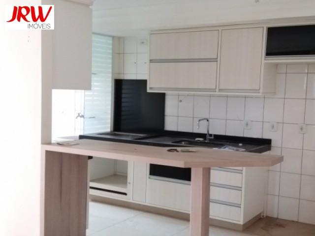 apartamento no edifício villa das praças 2 dormitórios, banheiro planejado, sala de estar e jantar