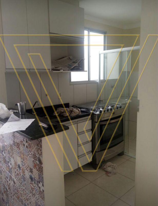Apartamento de 2 quartos, Campo Limpo Paulista