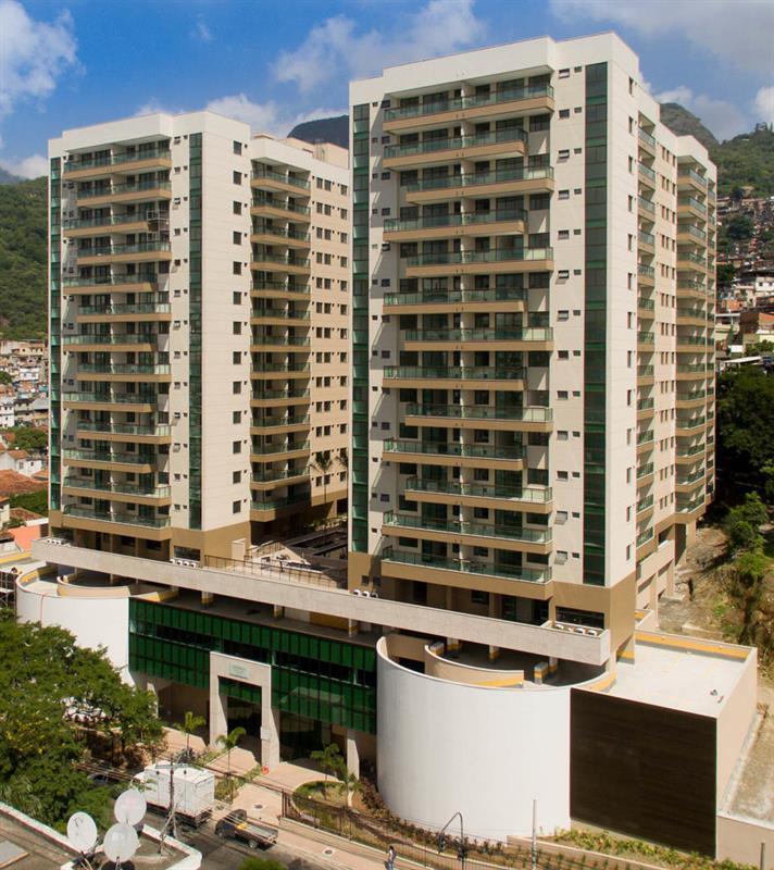 aquarela carioca tijuca, 3 quartos com suíte e varanda gourmet