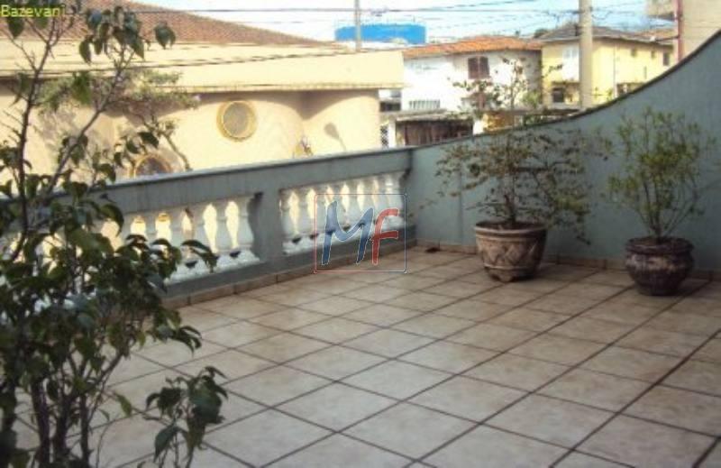 ref 8910 - lindissima casa para fins comercial ou residencial no bairro chácara mafalda, 4 dorms 1 s