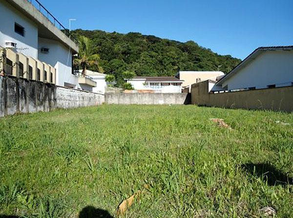 terreno residencial à venda, costão do pernambuco, guarujá.
