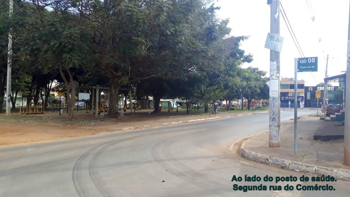 Casa de 0 quartos, Brazlandia