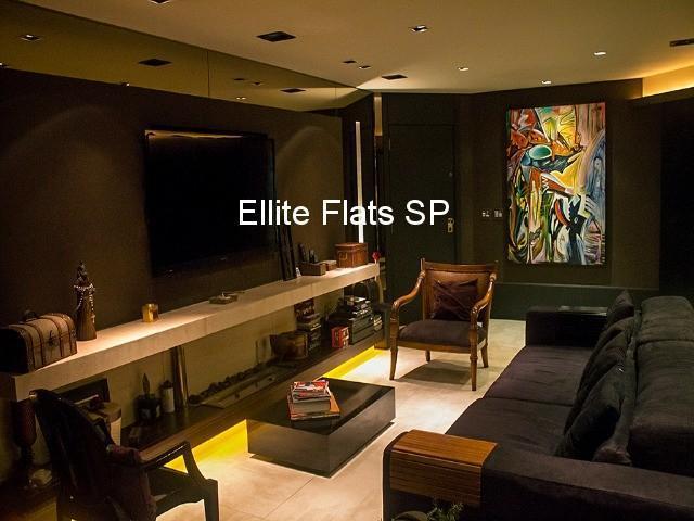 flat reformado e decorado em moema, flat amplo em moema, flat reformado e amplo em moema